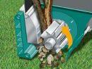 Bosch Leisehäcksler AXT 25 D, mit Fangbox 53 l 0600803100 Thumbnail