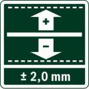 Bosch Digitaler Laser-Entfernungsmesser PLR 30 C 0603672100 Thumbnail