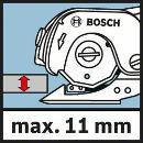 Bosch Akku-Universalschere GUS 10,8 V-LI, mit L-BOXX 06019B2905 Thumbnail