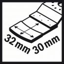 Bosch Carbide-RIFF Tauchsägeblatt AIZ 32 RT5 2609256C48 Thumbnail