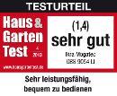 IKRA Gras- u. Strauchschere (Li-Ionen) GBS 9054 inkl. Tasche Thumbnail