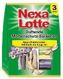 Nexa Lotte Duftende Mottenschutz-Säckchen 3 Stück Thumbnail