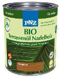 PNZ Bio Terrassen-Öl Nadelholz (naturgetönt, 0,75 L) Thumbnail