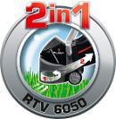 Tonino-Lamborghini Rasentrimmer & Sauger (230 V) RTV 6050 Thumbnail