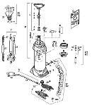 MESTO 3595 Hochdrucksprühgerät Inox 5 Ltr. Thumbnail
