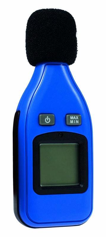 As Schwabe 24105 Dezibel Messgerät Digital Zur Messung Von Schallpegel Lärm Und Lautstärke Günstig Bei Rubart De