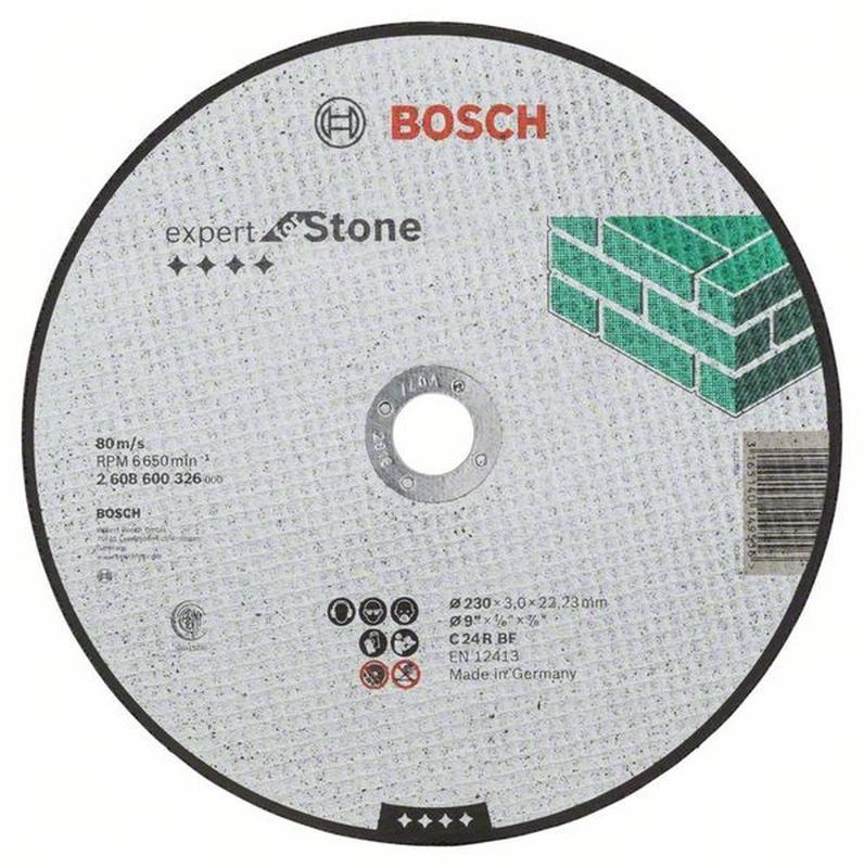 Bosch Trennscheibe Gerade Expert For Stone 2608600326 Gunstig Bei