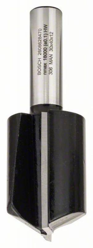 12 mm D1 16 mm Bosch Nutfräser L 40 mm G 81 mm