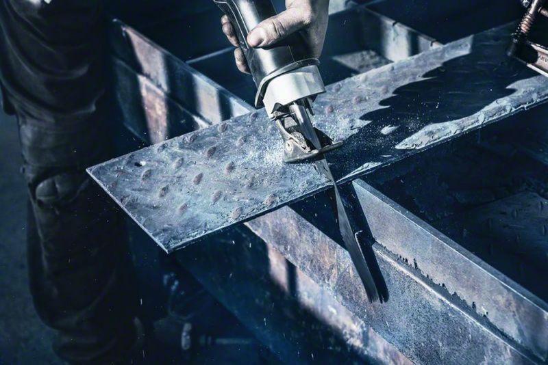 BOSCH Säbelsägeblatt S 1255 CHM Endurance für Metall 1er Pack