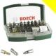 BOSCH 32-tlg. Schrauberbit-Set mit Farbcodierung 2607017063