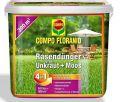 COMPO FLORANID Rasendünger gegen Unkraut+Moos 4in1 9 kg