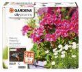 GARDENA 01407-20 city gardening Vollautomatische Blumenkastenbewässerung