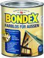 Bondex Farblos für Außen Farblos 0,75 l - 330033