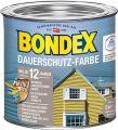 Bondex Dauerschutz-Holzfarbe Tannengrün 0,50 l - 353367