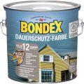 Bondex Dauerschutz-Holzfarbe Schiefer 2,50 l - 380852