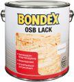 Bondex OSB Lack Seidenglänzend 2,50 l - 352498