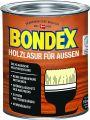 Bondex Holzlasur für Außen DunkelGrau 0,75 l - 365213