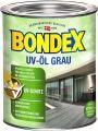 Bondex Holz Öl UV Grau 0,75 l - 377946