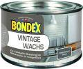 Bondex Vintage Wachs Metallic silber 0,25 l - 377898