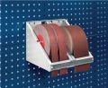 Bott Schleifpapierrollenhalter B310xT300xH250mm Rollenbreite max.120mm D.max.260mm - 14022040.16V