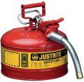 Asecos Sicherheitsverteilerbehälter 9,5l Stahlbl.D.298xH305mm - 33520