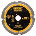 DeWalt Kreissaegeblatt PCD 165/20mm 4Z - DT1471-QZ