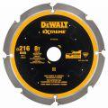 DeWalt Kreissaegeblatt PCD 216/30mm 8Z - DT1473-QZ
