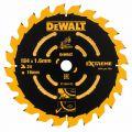 DeWalt Kreissaegeblatt Akku 184/16mm 24WZ - DT1669-QZ