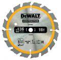 DeWalt Kreissaegeblatt Akku 136/10mm 16WZ - DT1946-QZ