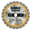 DeWalt Kreissaegeblatt Akku 184/20mm 24WZ - DT1951-QZ