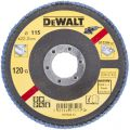 DeWalt Faecherschleifsch 115mm K120 flach - DT3295-QZ