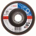 Bosch Fächerschleifscheibe X551, Expert for Metal 2608607352