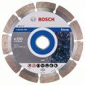 Bosch Diamanttrennscheibe Standard for Stone, 150 x 22,23 x 2 x 10 mm 2608602599