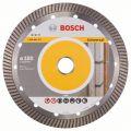 Bosch Diamanttrennscheibe Expert for Universal Turbo, 180 x 22,23 x 2,4 x 12 mm 2608602577