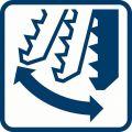 Bosch Stichsäge GST 90 E 060158G000