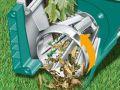 Bosch Leisehäcksler AXT 25 TC, mit Fangbox 53 l 0600803300