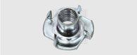 SWG Einschlagmuttern 5 X 9 mm 10 Stück - 376580