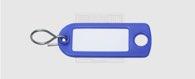SWG Schlüsselanhänger 55 mm 4 Stück - 68455080