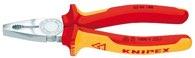 KNIPEX (03 06 180) Kombizange 180 mm