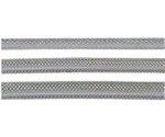 GARDENA 04975-20 Transparent-Schlauch mit Gewebe (Meterware)