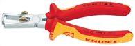 KNIPEX (11 06 160) Abisolierzange 160 mm
