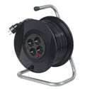 as-Schwabe 11103 Aktions-Sicherheits-Kabeltrommel 230mmØ, 20m H05VV-F 3G1,5