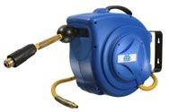as-Schwabe 12612 Automatischer Druckluftschlauch-Aufroller