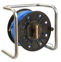as-Schwabe 12621 Druckluft-Trommel DWV-Do. 9x3mm, 20mPVC-Druckluftschlauch