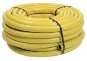 as-Schwabe 12731 Wasserschlauch 25m, gelb, formstabil und druckfest