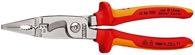 KNIPEX (13 86 200) Elektro-Installationszange 200 mm