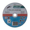 wolfcraft 1 Trennscheibe Metall ø178x2,5x22,2mm