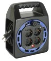 as-Schwabe 16415 Kompakttrommel KBS 204T, 15m H05VV-F 3G1,5