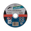 wolfcraft 1 Trennscheibe Metall ø125x1,0x22,2mm