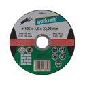 wolfcraft 1 Trennscheibe Stein ø125x1,6x22,2mm